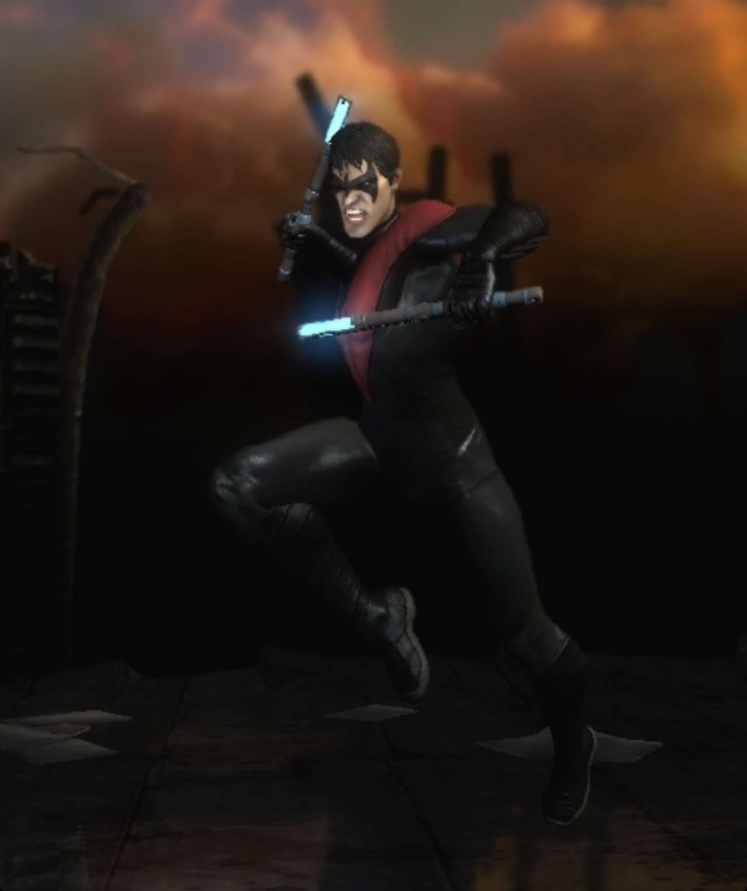 Injustice gods among us injusticegods among us wiki fandom nightwing new 52 buycottarizona Choice Image