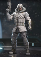 Captain Cold - God