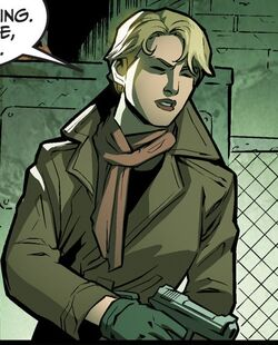 Maggie Sawyer Injustice