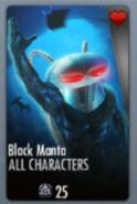 Black Manta IOS