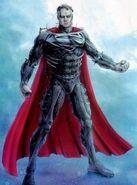 Superman Concept Art 1