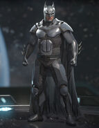 Batman - AK Battle Armor 5U89R