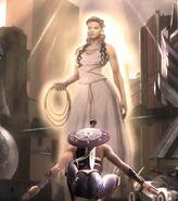 Athena (Injustice Gods Among Us)