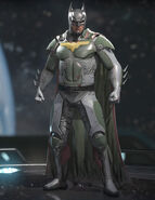 Batman - Gotham's Hunter - Alternate
