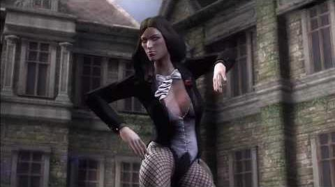 Injustice Gods Among Us - History of Zatanna