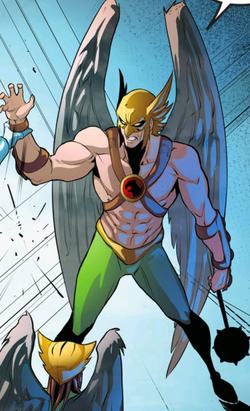 Hawkman Injustice