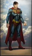 Superman Concept Art 2