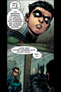 Injustice Comic Extract Robin