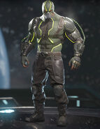 Bane - Knightbreaker - Alternate
