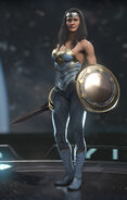 Wonder Woman - Themysciran Legend