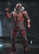 Captain Cold - Demon - Alternate
