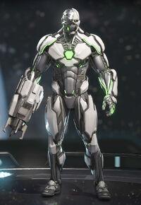 Cyborg - Grid