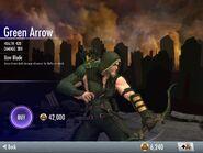 Green Arrow iOS