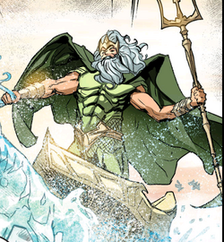 Poseidon Injustice