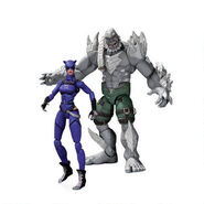 Regime Catwoman and Doomsday