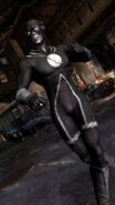 Blackest Night Flash