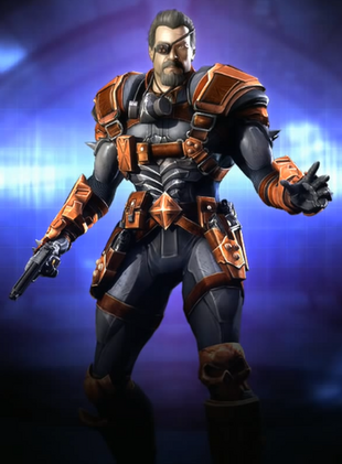 Deathstroke Injustice Gods Among Us Wiki Fandom