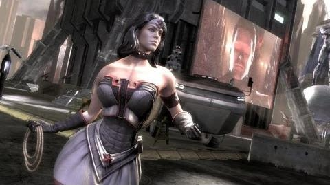 Injustice Gods Among Us - Red Son S.T.A.R Lab ★★★ - Wonder Woman Mission 246-250 (HD)