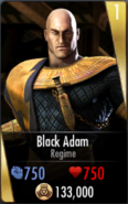 BlackAdamRegimeCardiOS