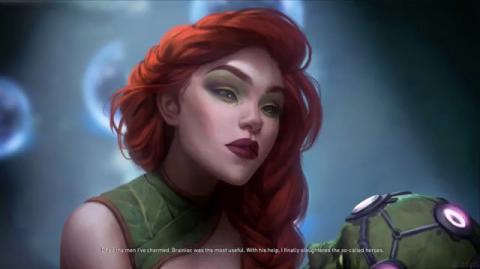 Injustice 2 - Poison Ivy Ending
