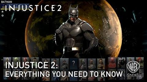 Injustice 2 - Everything You Need To Know