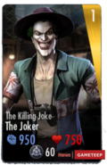 Killing Joke Card IOS