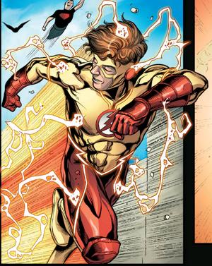 Kid Flash Injustice