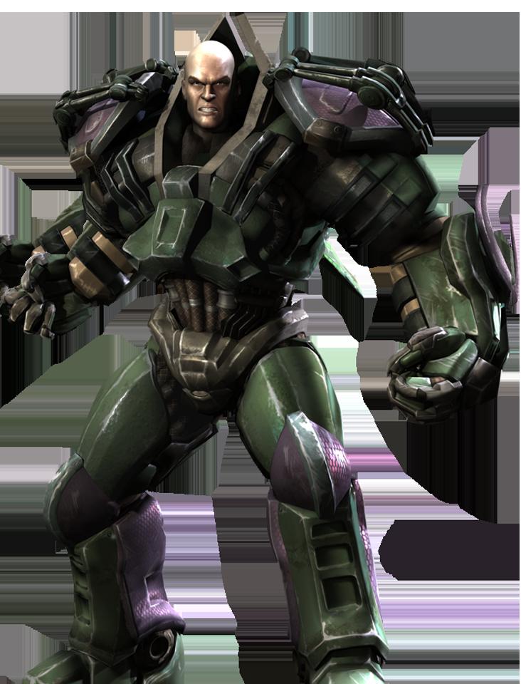 Lex Luthor InjusticeGods Among Us Wiki FANDOM Powered