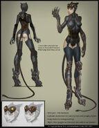 DC Injustice Concept Art JM18b