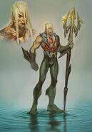 Aquaman Concept Art 1