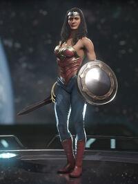 Wonder Woman - Amazon Warrior