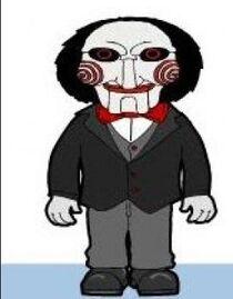 Pigsaw face