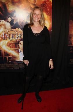 Cornelia Funke Inkheart New York Premiere