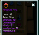 Absolute Ring