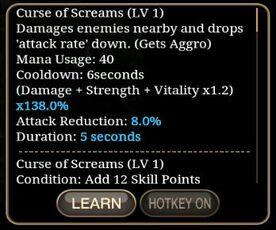 Curse of Screams