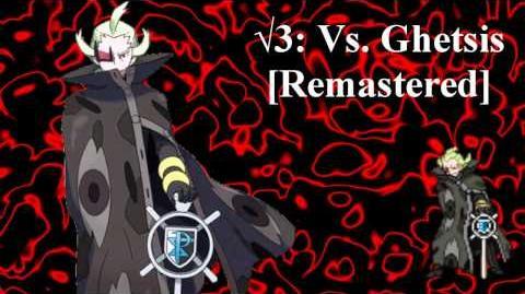 Pokémon Black and White 2 Remix Vs. Ghetsis Remastered