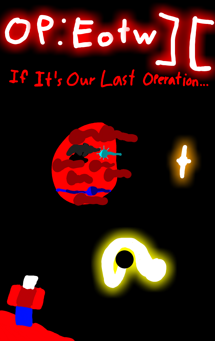Operation End of the World II Poster