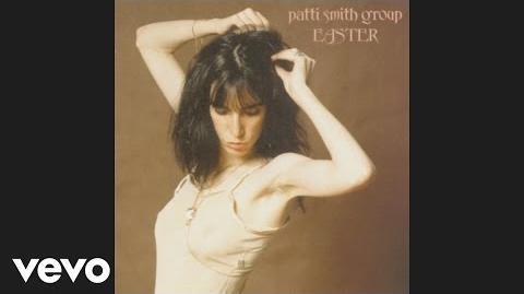 Patti Smith Group - Because the Night (audio)