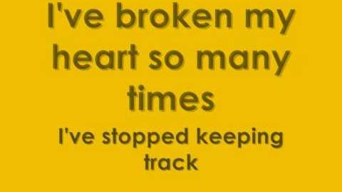 Michael Buble - Haven't Met You Yet (lyrics)