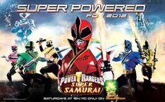 Super Samurai Logo
