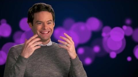 Inside Out - Behind the Scenes Interview with Bill Hader