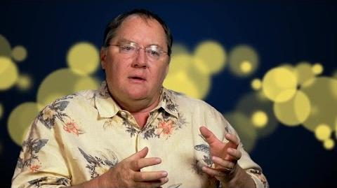 Inside Out - Behind the Scenes Interview with John Lasseter