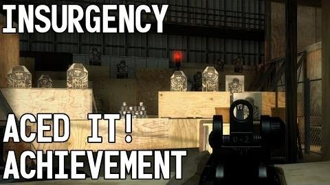Insurgency - Aced it! Achievement