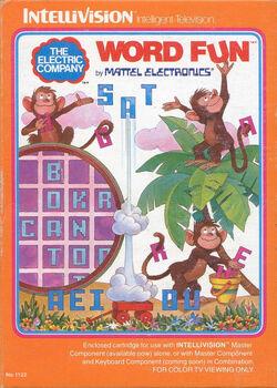 The Electric Company Word Fun