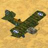 Biplane bomber p25