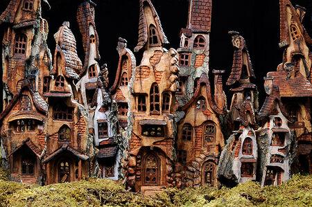The Fae Village
