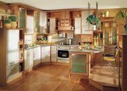 Erchantrudis kitchen