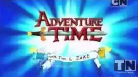 Adventure Time - theme song (Hindi)