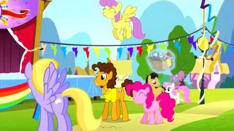 Czech Pinkie The Party Planner Song - Reprise HD