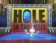 Hole in the wall FOX logo